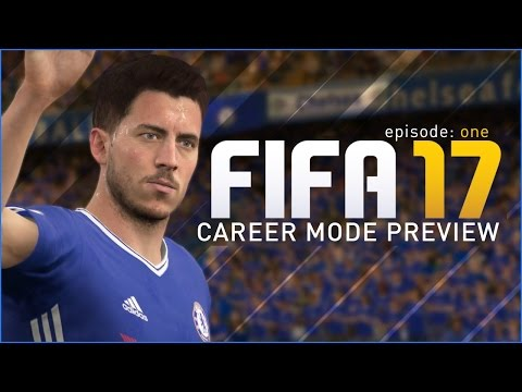 FIFA 17 | Chelsea Career Mode Preview Ep1 - WHAT'S THIS ALL ABOUT THEN?! (#FIFA17CaptureEvent)