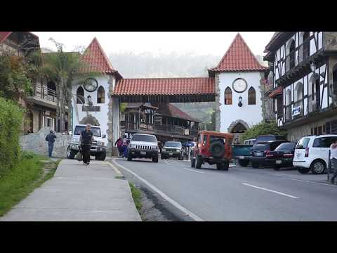 A little corner of Germany in Venezuela attracts thousands of tourists