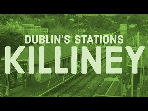 Dublin's Seaside Railway Station - Killiney