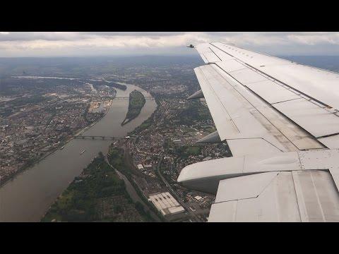 [Full flight] Katowice - Frankfurt - Hannover | Lufthansa B737-500