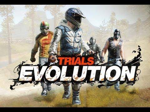 "Trials Evolution -""Prospector"" Platinum"