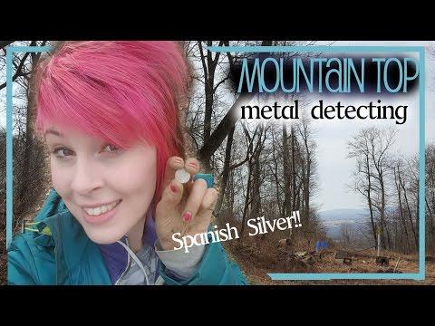 Mountain Top Metal Detecting - Spanish Silver & KGI Copper