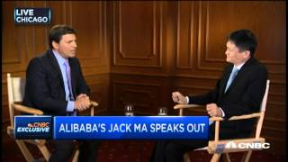 Jack Ma - China Will Be Largest Buyer In The World - 11 Jun 15  | Gazunda