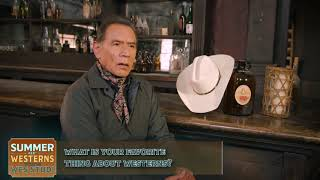 Wes Studi On His Favorite Thing About Westerns