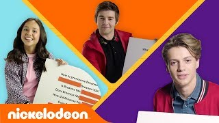 Can Jace Norman sing? Is Jack Griffo British? How do you really pronounce Breanna Yde's last name?    Jace, Jack, and Breanna sit down and answer ...