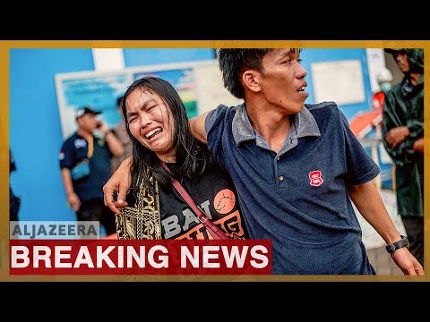🇮🇩 🌊Indonesia tsunami kills scores, hundreds injured | Al Jazeera English