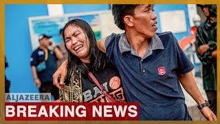 🇮🇩 🌊Indonesia tsunami kills scores, hundreds injured | Al Jazeera English