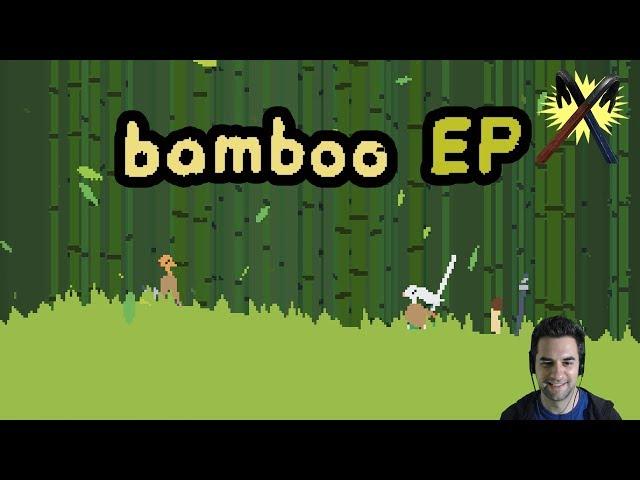 Bamboo EP - Stolen Bamboo Hearts