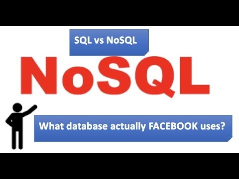 What is NoSQL Database? || SQL vs NoSQL || What database actually FACEBOOK uses?