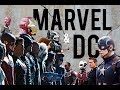 MARVEL & DC || Come Together