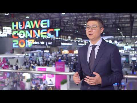 Huawei Connect 17 – Discover the secret that's revolutionizing Fortune Global 500 companies