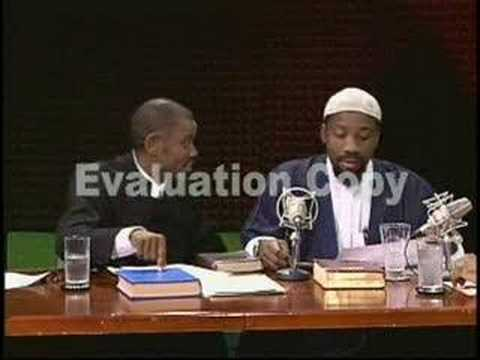 Sheik Faisal Returns - Refuting Christianity - Is Jesus God?