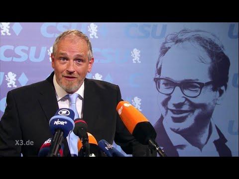 Torsten Sträter: Pressesprecher von Alexander Dobrindt | extra 3 | NDR