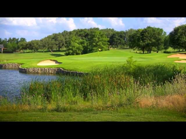 #1 Golf Resort in Texas