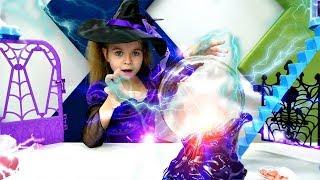 Юлли заблудилась! Волшебница - Ведьмочка Юлли - Мультики для девочек