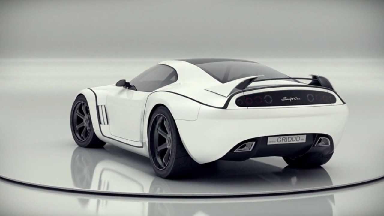 Toyota Supra Concept - YouTube