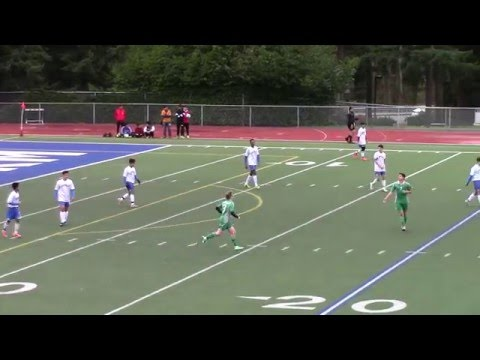 Emerald Ridge High School v. KM 3.12.16 Goal