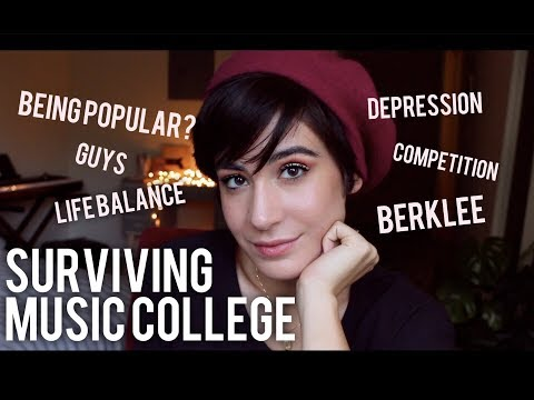 Going To College for Music: HONEST Advice, My Berklee Experience | Mindful Indulgence