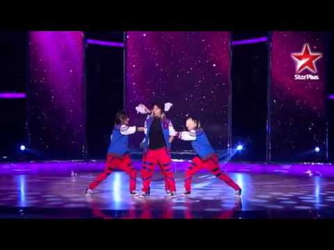 D-maniax in India's dancing superstar 16 June 2013
