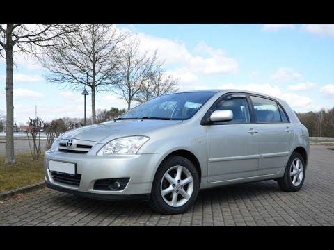 Выбираем б у авто Toyota Corolla E12 бюджет 300 350тр