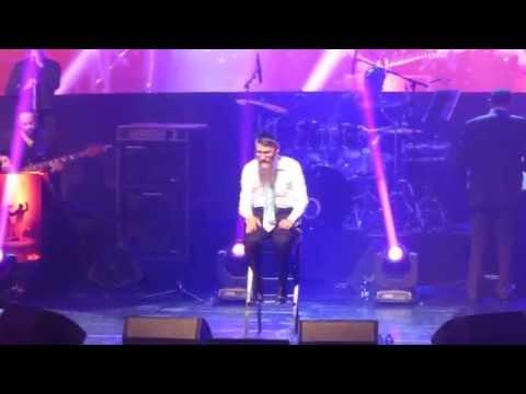 אוחילה - אברהם פריד בהופעה - רייסדור