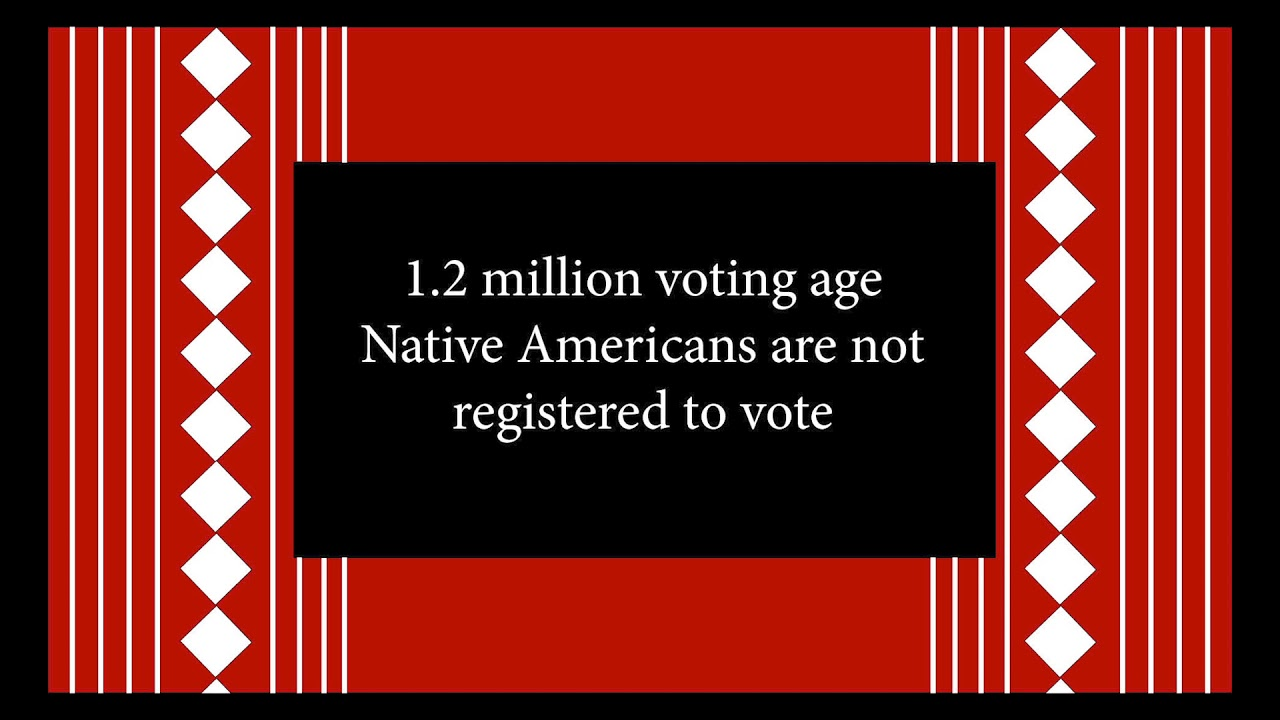 Native American Voting PSA