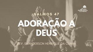 Culto 13/09/2020 - Adoração a Deus