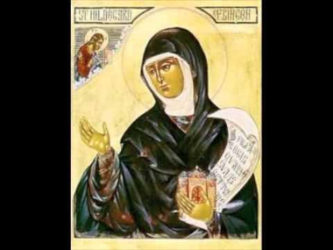 Hildegard von Bingen: O Ecclesia