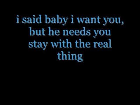 Real Thing  Neyo lyrics+download