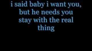 Repeat youtube video Real Thing - Neyo [lyrics+download]