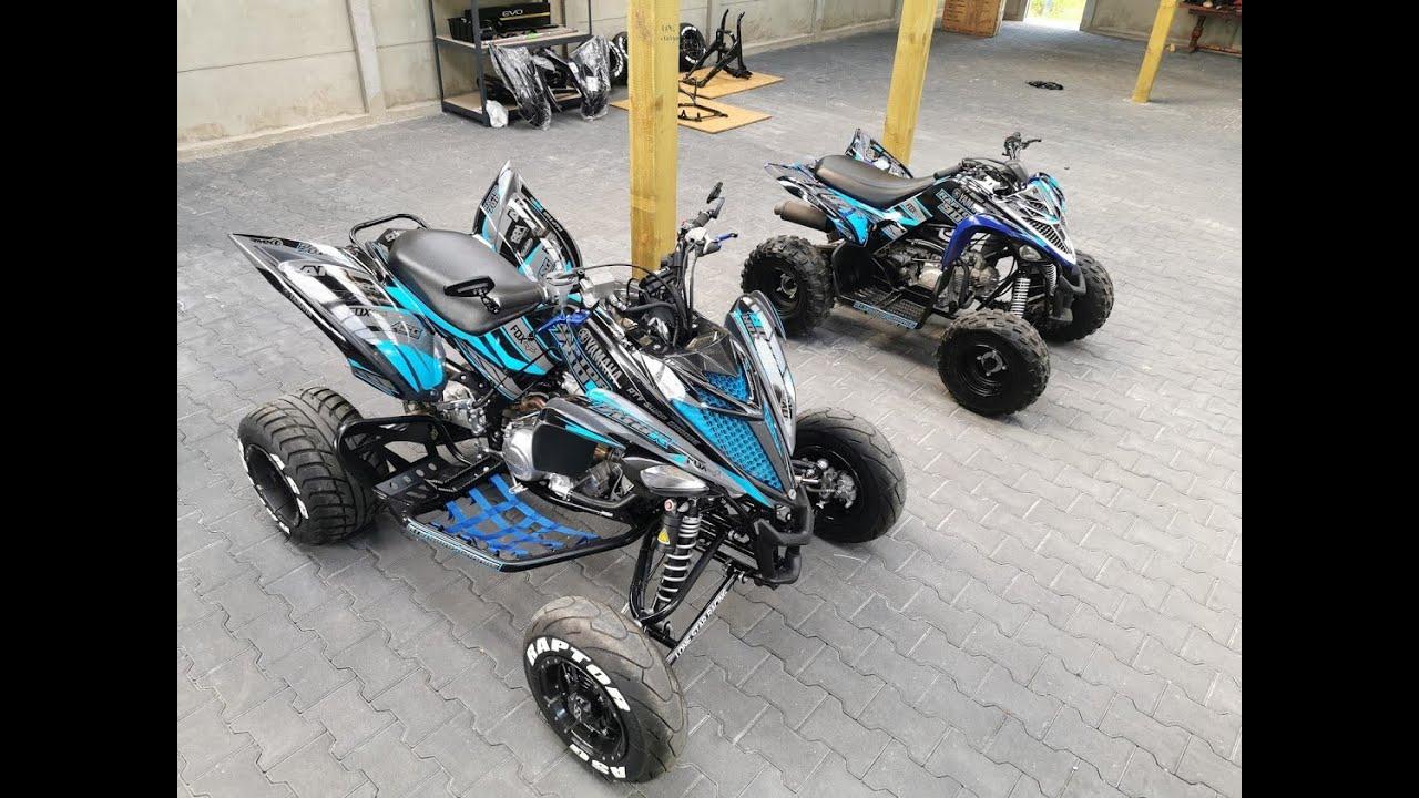 Yamaha Raptor 700 & Raptor 90 / upgrades ASG