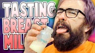 Baby Milk vs Formula Taste Test Challenge