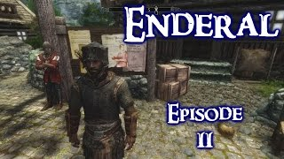 Enderal Skyrim Conversion Mod Lets Play episode 11 (English version)