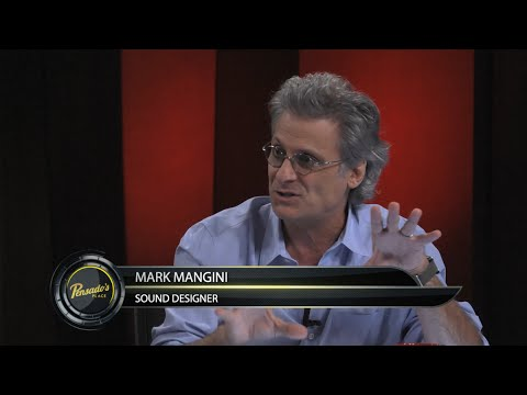 Academy Award Winning Sound Designer Mark Mangini - Pensado's Place #274