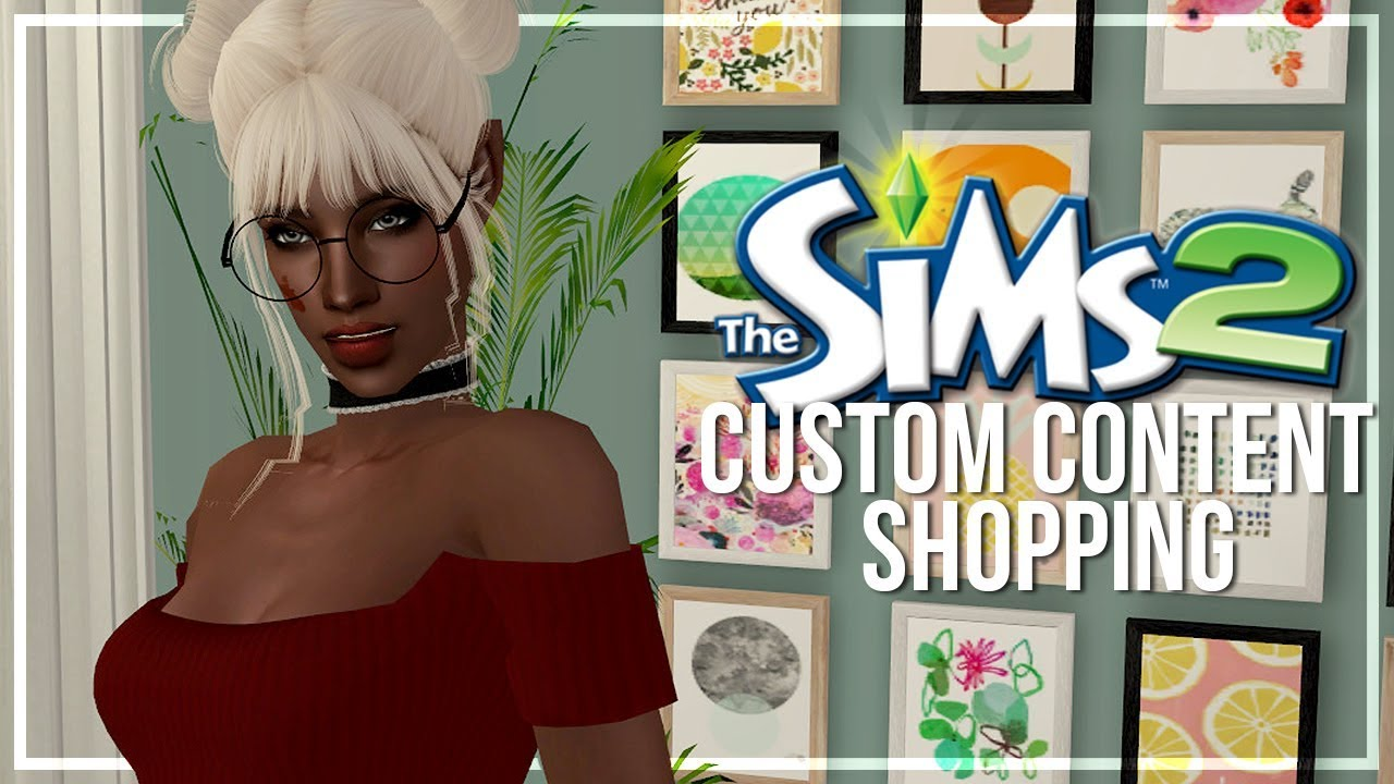 The Sims 2 Cc Shopping 9 Default Replacements More