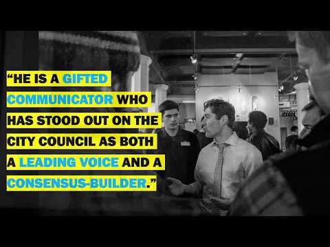 Jacob Frey -- #1 Endorsed Star Tribune Candidate for Minneapolis Mayor