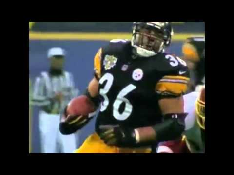 "Jerome ""The Bus"" Bettis (Mon77ster Prod)"