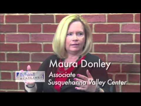 Behind the Headlines April 11, 2016 Susquehanna Valley Center for Public Policy