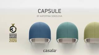 Casala CAPSULE winner GDA2020