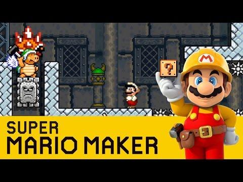 Mario Maker - 100 Mario Challenge - Expert (6)
