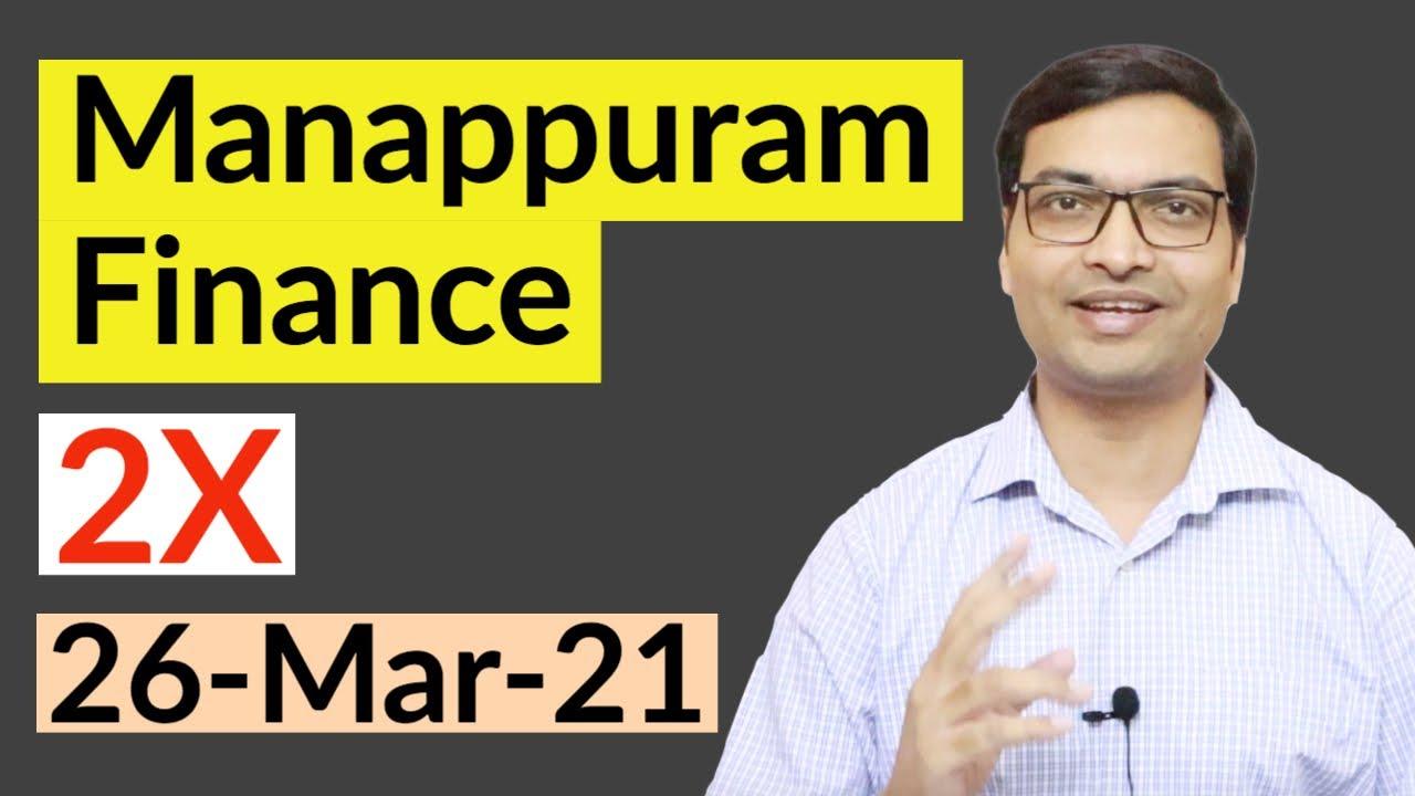 Manappuram Finance Share Analysis