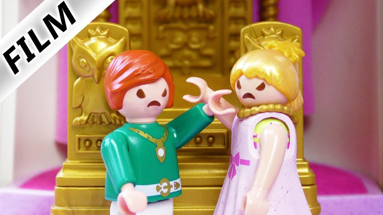 Familie Vogel Playmobil Ausmalbilder : Playmobil Film Deutsch Prinzessin Hannah Graf Julian K Mpfen Um