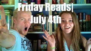 Friday Reads | July 4 Thumbnail