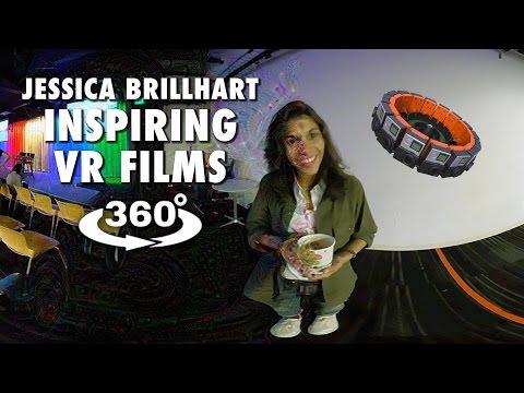 Jessica Brillhart Google VR Filmmaker Interview (360 4K VR)