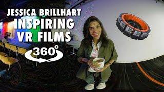 Jessica Brillhart Google VR Filmmaker Interview (360° 4K VR)