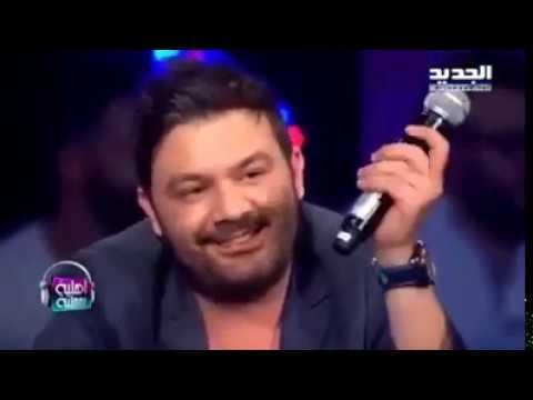 Arab singer Nancy Zaabalawi sings Paul Baghdadlyan's Armenian song on Arabic TV - Sireci yes mekin