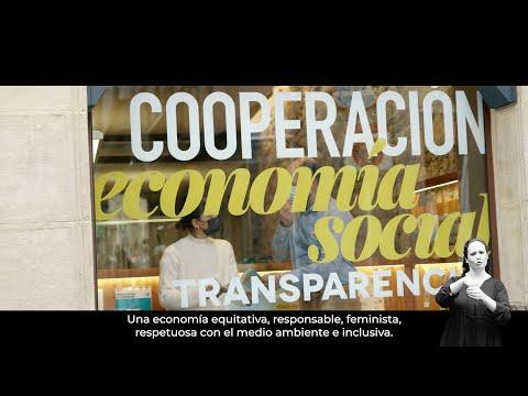 Spot sobre Economía Social y Solidaria en EiTB