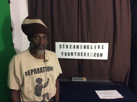 "Virgin Islands Activist ""Feel I"" and His Perspective on the issues - 4.20.16"