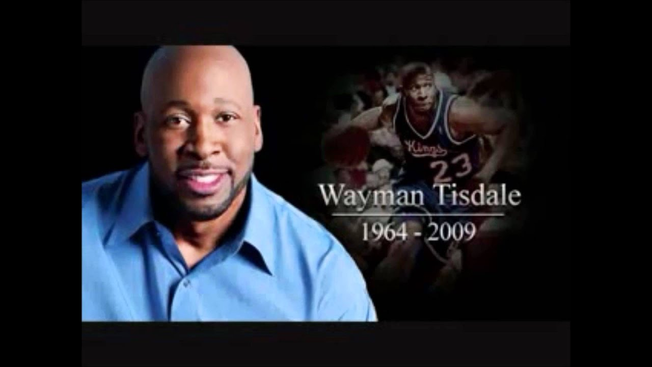Wayman Tisdale Get Down it