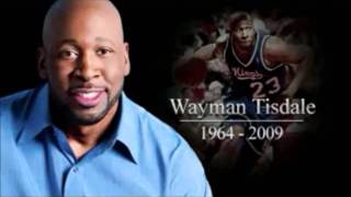 Wayman Tisdale  Get Down On it.